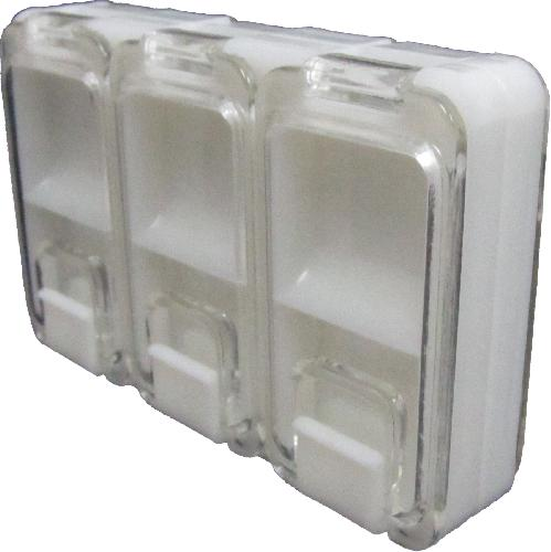 Ice fishing tackle boxes extreme tackle for Ice fishing tackle box