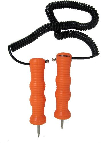 "Polar Picks Ice Safety Picks, can be carried in any accessible pocket. Compact and lightweight (5"" long and only weighs 4 oz.) 30"" long nylon cord connects the 2 Ice Picks."