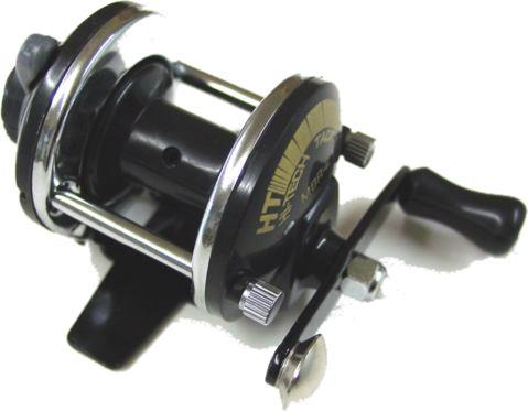 HT Deluxe Mini Bait Cast Reel